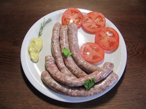 CHIPOLATAS PERSILLEES